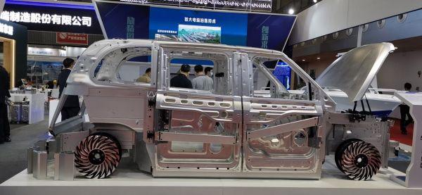 中国国际铝展重庆首展  共享轻量化成果