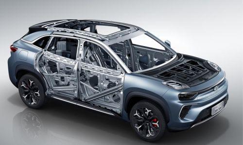 聚焦汽车轻量化领域的铝型材发展